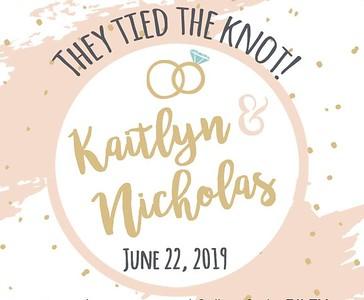 2019-06-22, Kaitlyn & Nicholas