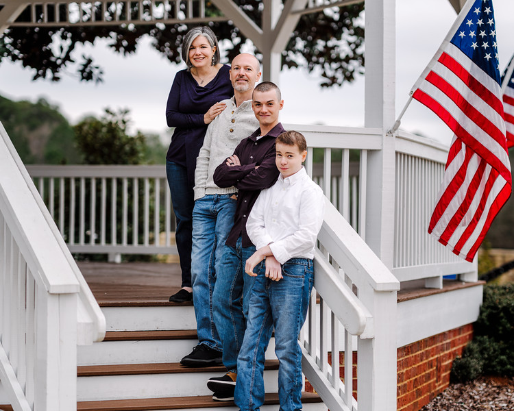 Freeman Family 2020