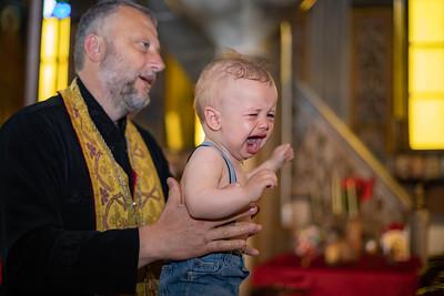 Св. Кръщение Стоян