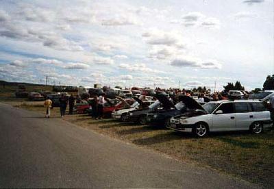 Bilens Dag - Hellerudsletta