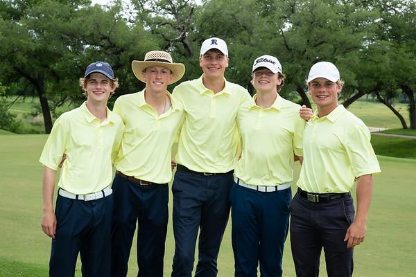 Regents Knights Golf - State Tournement