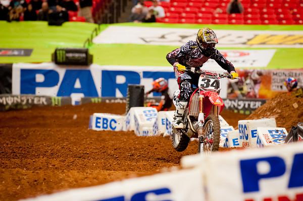 Atlanta Supercross 2012