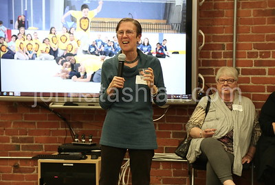 Judy Dworin Performance Project - Open House - March 31, 2016
