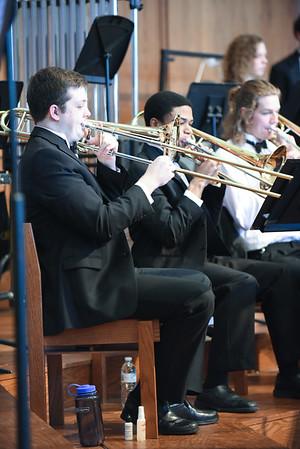 Sacred Band Concert (2-12-17)
