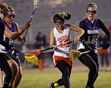 Girls Lacrosse Lake Braddock 3/17/09