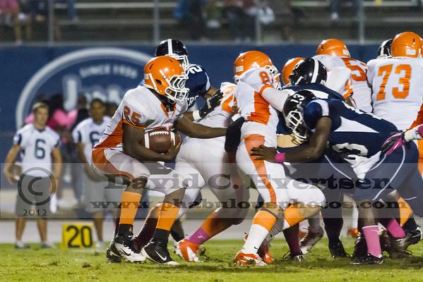 Boone Varsity Football #83 - 2012