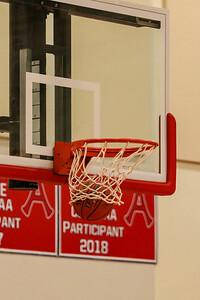 Aggies Girls Basketball Game