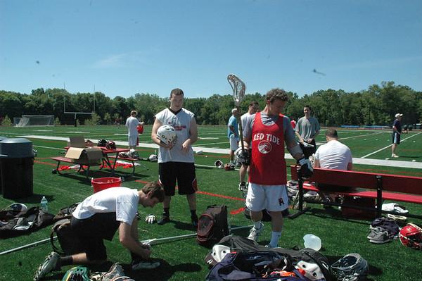 2012 Alumni Lacrosse Game