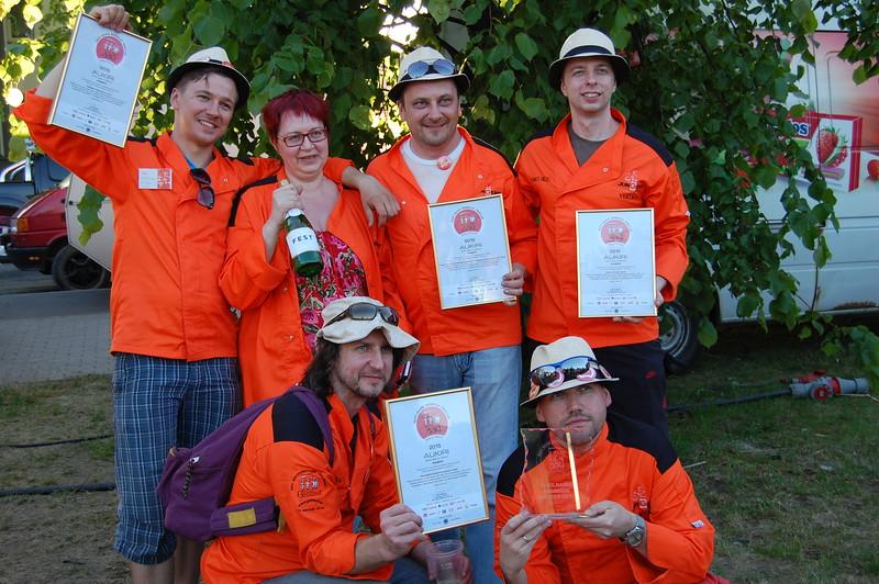 Grillfest 2015 Rahva Barbecue meistrid 2015