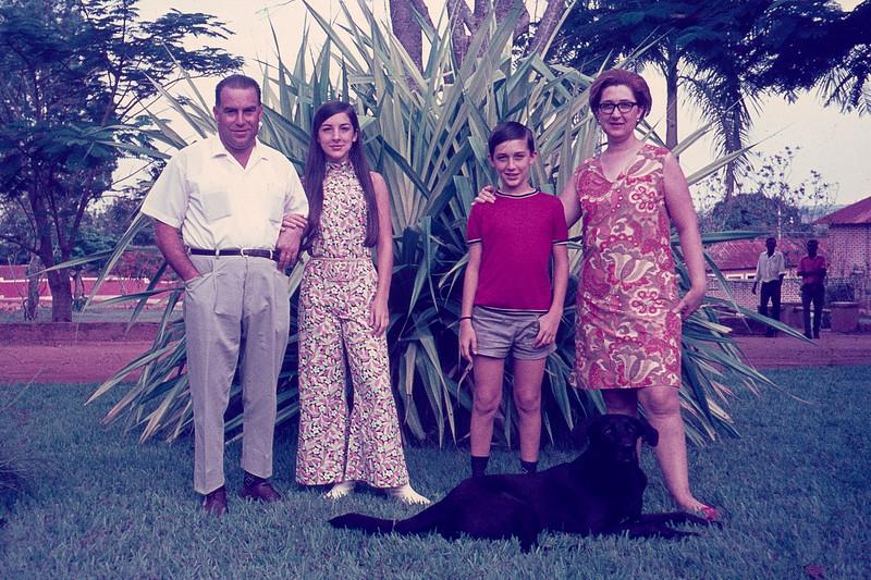 1970 - Familia Adalberto