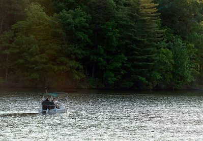 Lake Petit, Big Canoe.