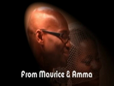 Amma and Maurice