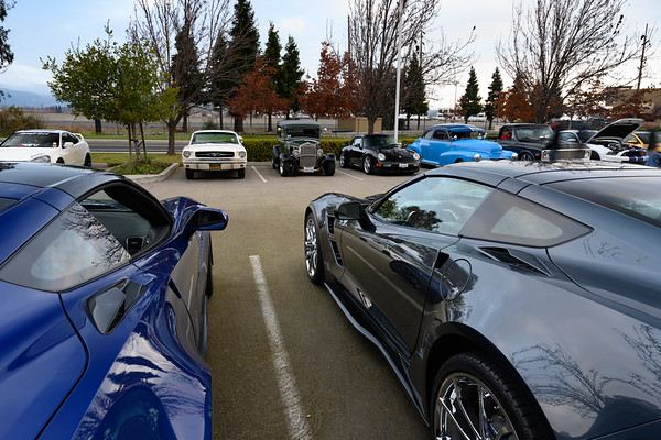 2020 Fairfield Specialty Sales Cars and Coffee - January