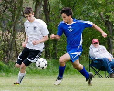 Game 4 vs ST Francis Knights 0-1 Loss