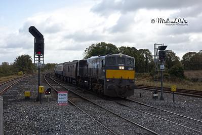 Portarlington (Rail), 12-10-2020