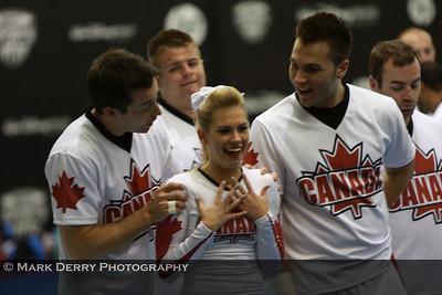 Worlds 2013 - Team Canada Coed L6
