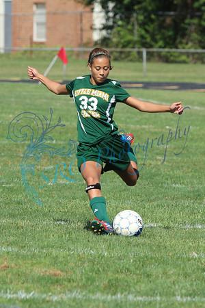 LMHS Girls Soccer, Fall 2013