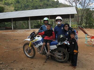 XMAS Day Motorbike Adventure to Doi Chang