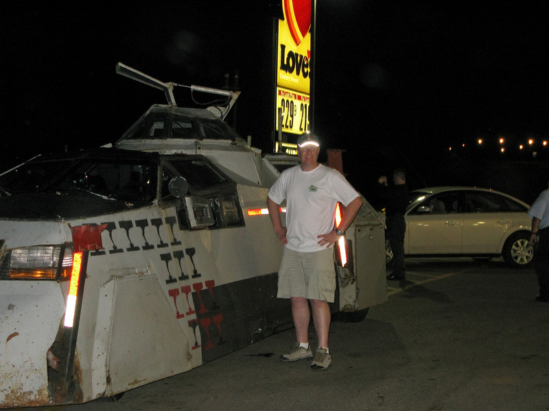 5/13/2009 Another TIV 1 sighting at the truck stop