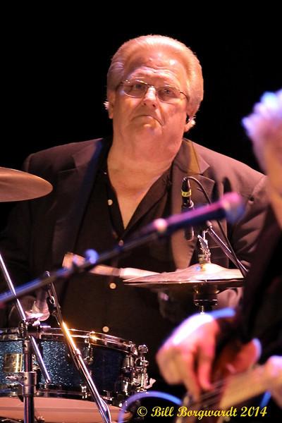 Drummer - Bill Anderson - Century Casino 2014