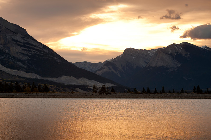 Kananaskis Country in Canmore, Alberta, Canada