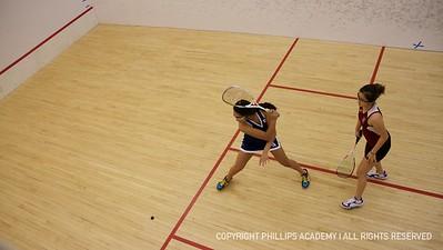 GV Squash vs. Exeter