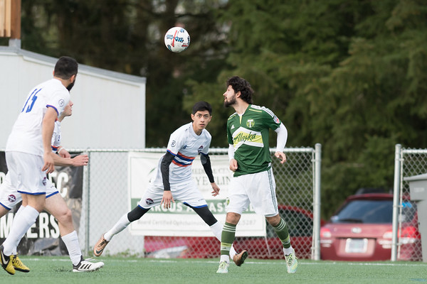 Timbers U23 vs. Twin City FC - April 28th, 2018