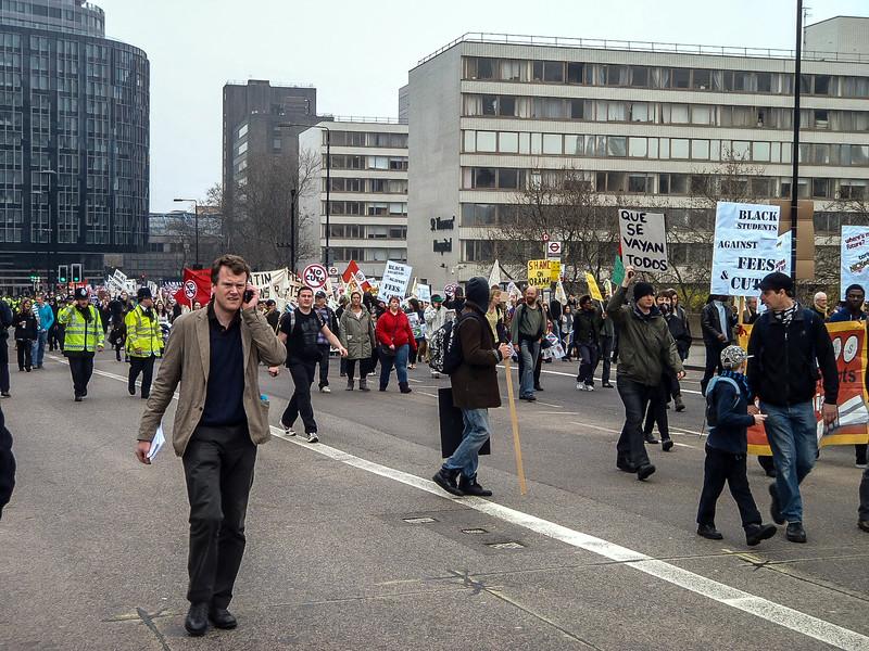 2.3 - Protesters crossing the bridge.jpg
