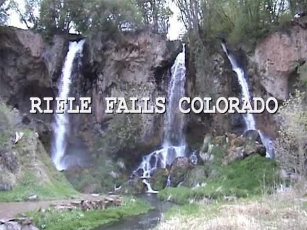 Rifle Falls
