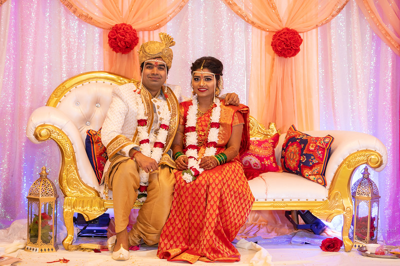 Yogesh and Rashmi Wedding
