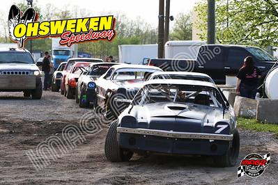 Ohsweken Speedway- May 17th Test n Tune