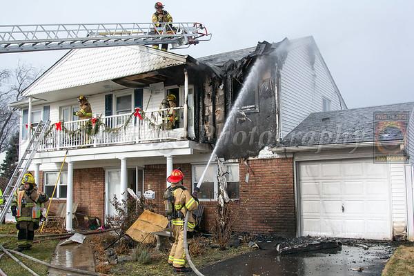 Bayville House Fire 12/31/2016