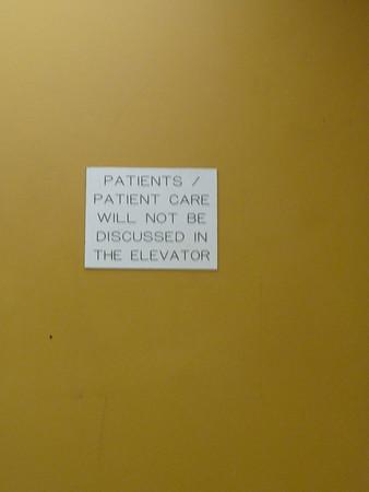 patient care elevator