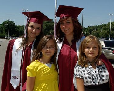 SATSUMA HIGH SCHOOL GRADUATION:  05182011