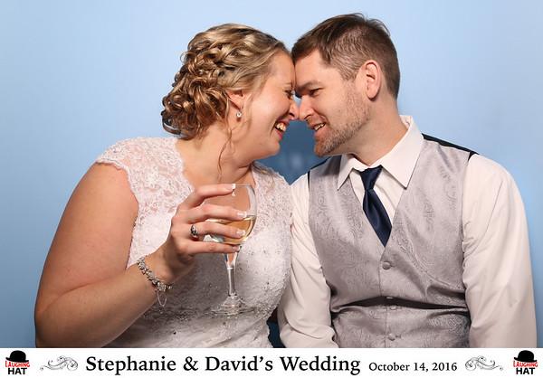 Stephanie & David's Wedding