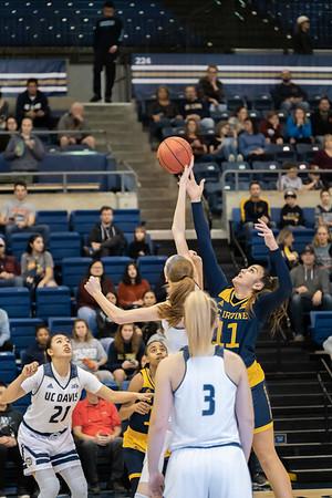 2019-01-19 UC Irvine vs UC Davis