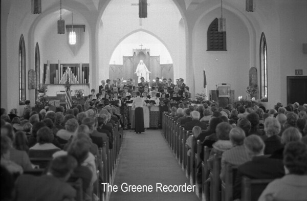 1973 Church Events