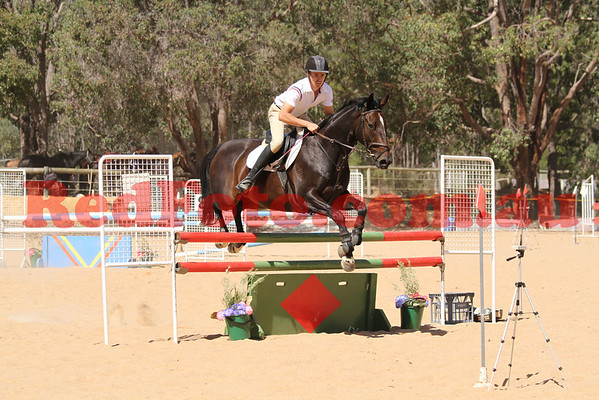 Hills ShowJumping March
