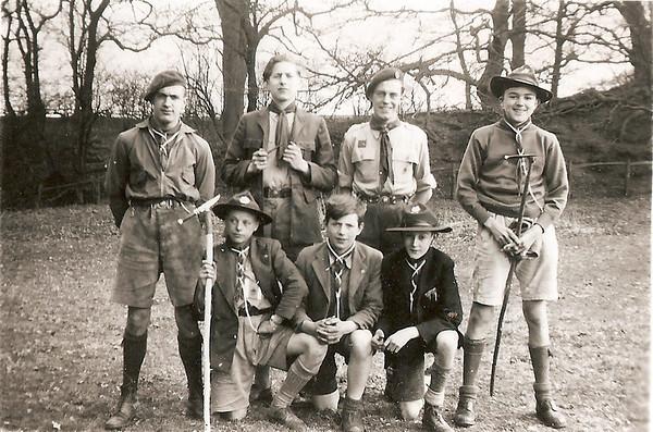 1951-04 Scout Camp