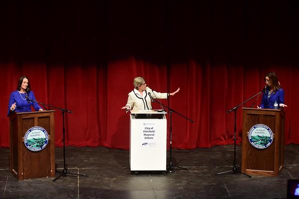 Pittsfield Mayoral Debate - 102819
