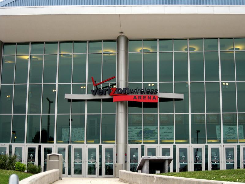 Verizon Wireless Arena.