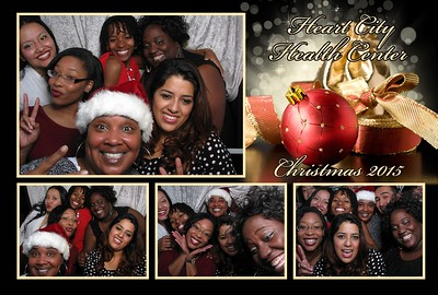 Heart City Health Center - Christmas Party 2015