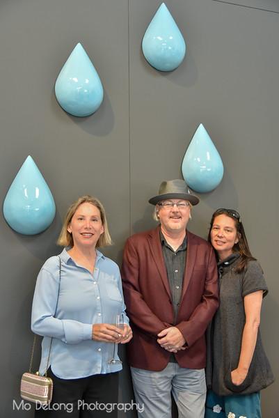 Debra Hershon, Dan and Yuri Jewett