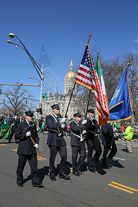Hartford, Ct. St. Patrick's Day Parade 3/12/16