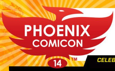 Phoenix Comicon June 2014