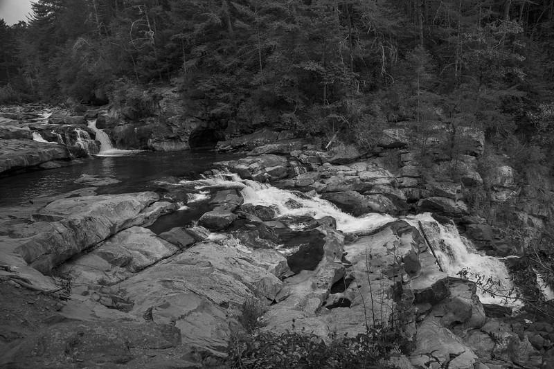 Jacks River Falls