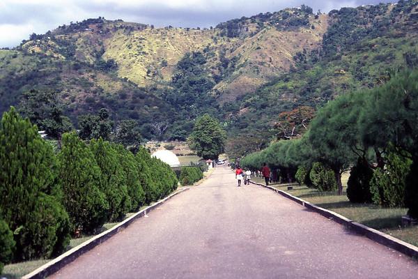 Jamaica - Dec. 1991 to Jan. 1992