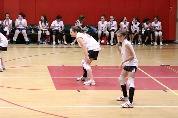 20070116 Samantha's Volleyball