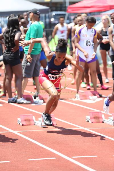2017 AAU DistQual: 17-18 Girls 100m