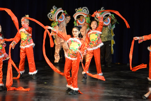 8th Annual Chinese New Year Celebration